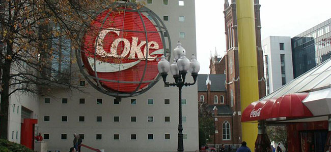 World of Coca-Cola at Austell