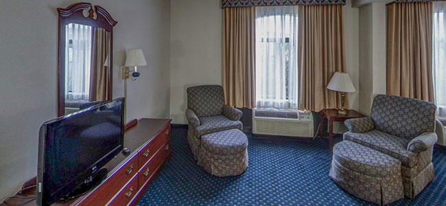 1 King Bed Suite at Wingate by Wyndham Atlanta/Six Flags Austell